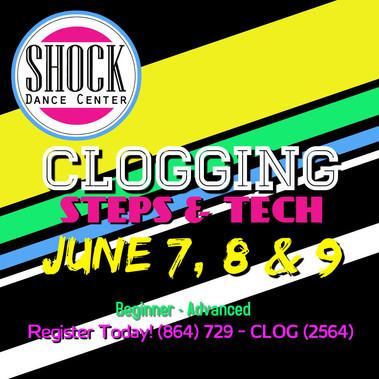 Clogging Camp