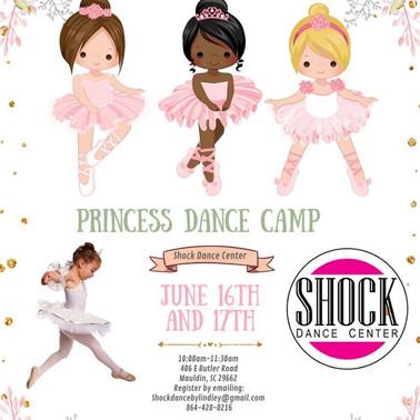 Princess Dance Camp