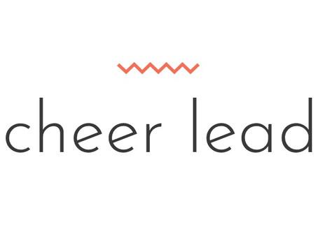cheer lead, Inc. 法人化準備中!