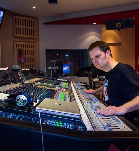 John Rodd - Mixing