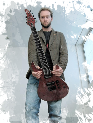 Ruud Jolie - Guitars