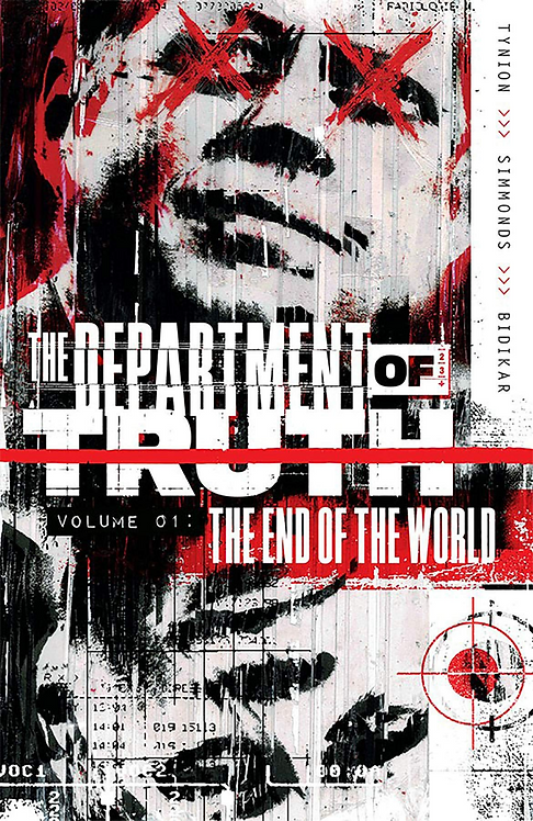 Department of Truth, Vol 1