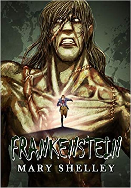 Manga Classics Frankenstein