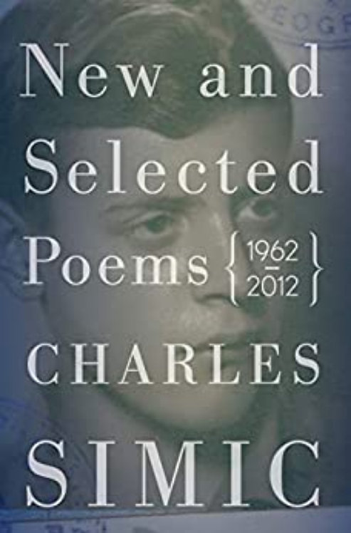 New and Selected Poems, 1962–2012