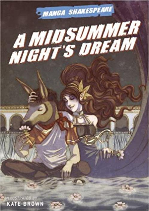 mid summer's night manga