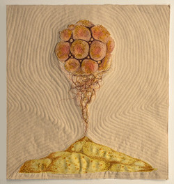 Liz Hamilton Quay | Art Quilt