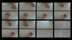 Counting (still image compilation from video)