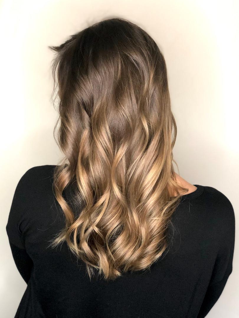 Viroqua Wisconsin Salon ombre haircolor