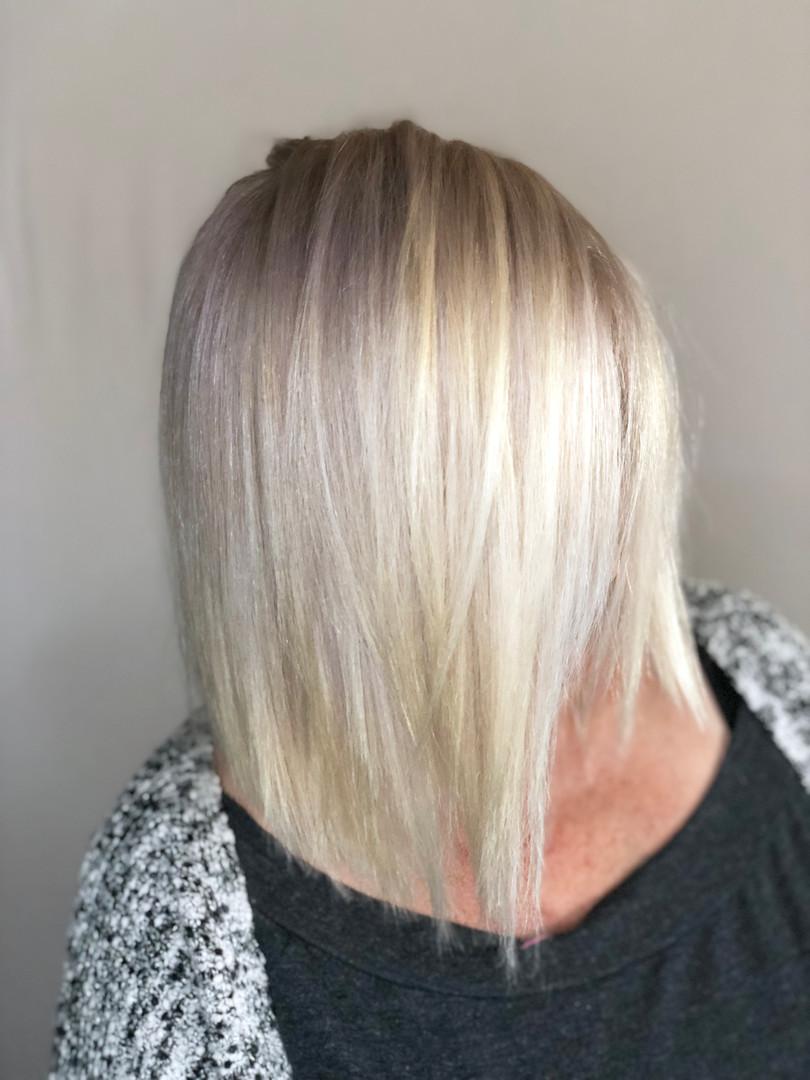 Viroqua Wisconsin Salon hair stylist blonde color expert