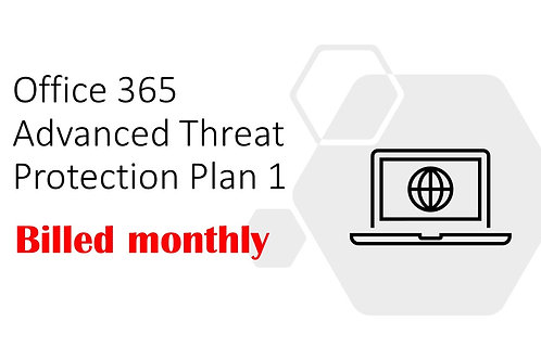 1 Month Subscription of Office 365 Advanced Threat Protection Plan 1