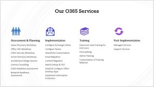 GT's O365 Services