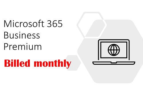 1 Month Subscription of Microsoft 365 Business Premium