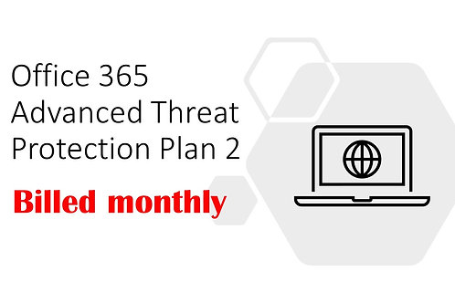 1 Month Subscription of Office 365 Advanced Threat Protection Plan 2