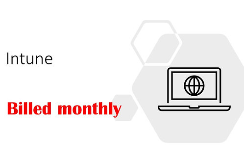 1 Month Subscription of Intune