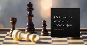 4 Solutions for Windows 7 End-of-Support