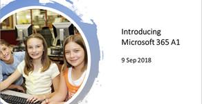 Introducing Microsoft 365 A1