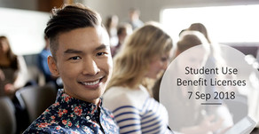 Student Use Benefit Licenses