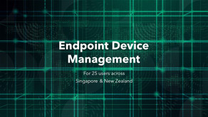 Showcase: Endpoint Device Management for 25 Users