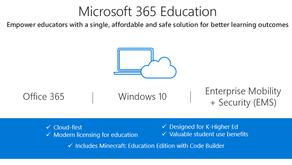Introducing Microsoft 365 Education