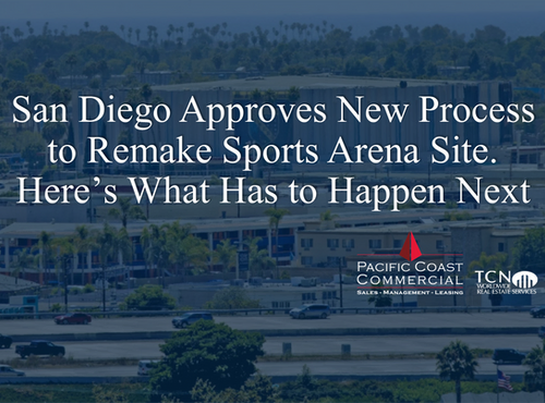 San Diego Approves New Process to Remake Sports Arena Site. Here's What Has to Happen Next