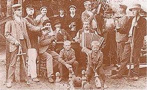 Messti à Sessenheim en 1899