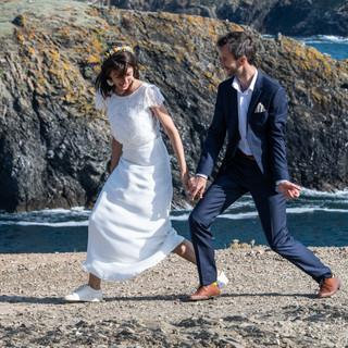 La Séance photos des mariés