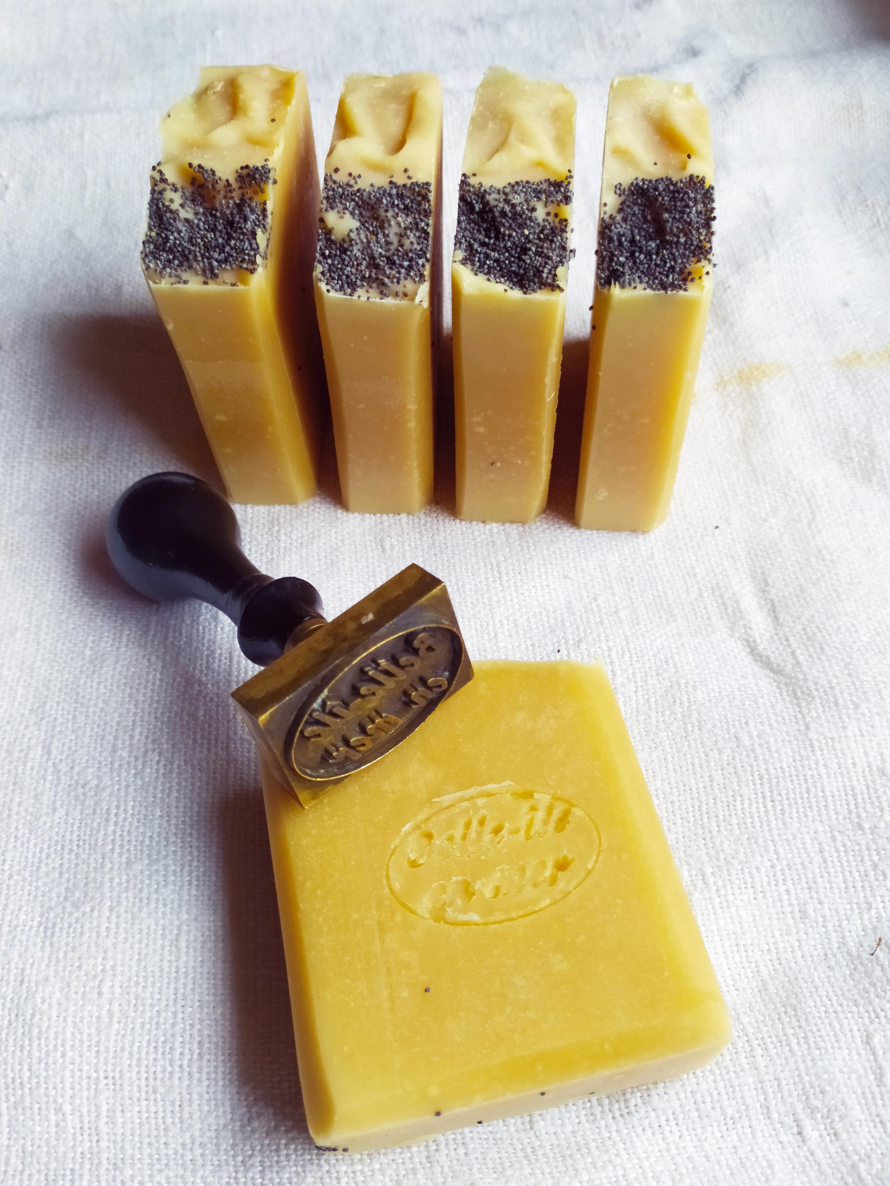 savon miel savon naturel savonnerie bret