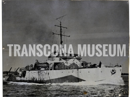 The Historic H.M.C.S. Transcona