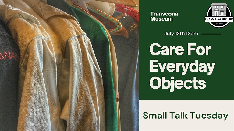 Virtual Small Talk: Care for Everyday Objects