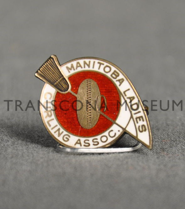 TM Collections, TH2012.7.4 Ladies Curling Pin