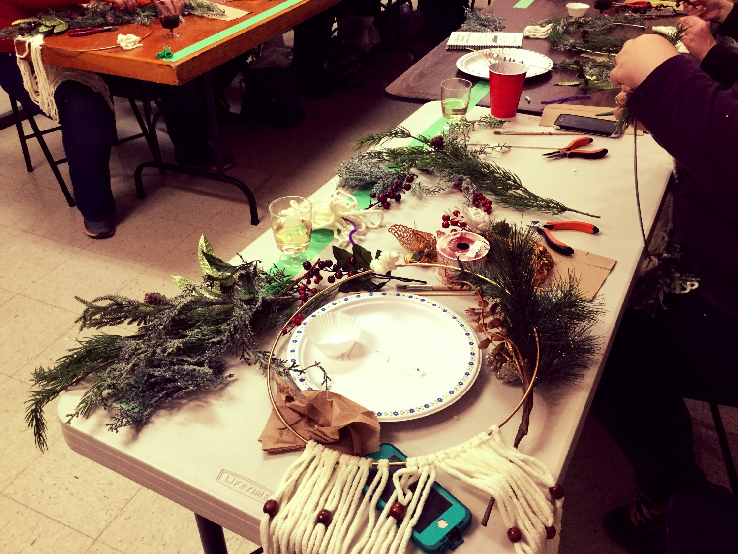 Wreath Workshop 1