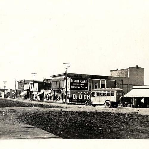 A History of Regent Avenue