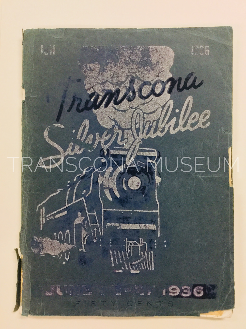 TM Archives, TH69.58.2 - Transcona's Silver Jubilee Book