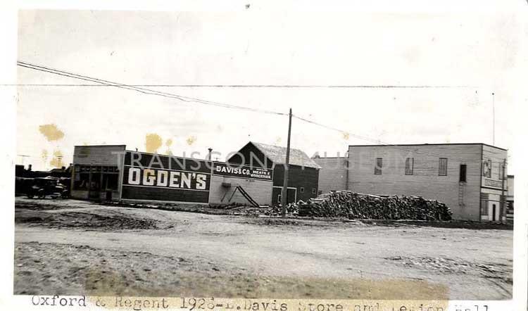 Davis & Kavanaugh and Transcona Legion – 104 Regent Avenue East