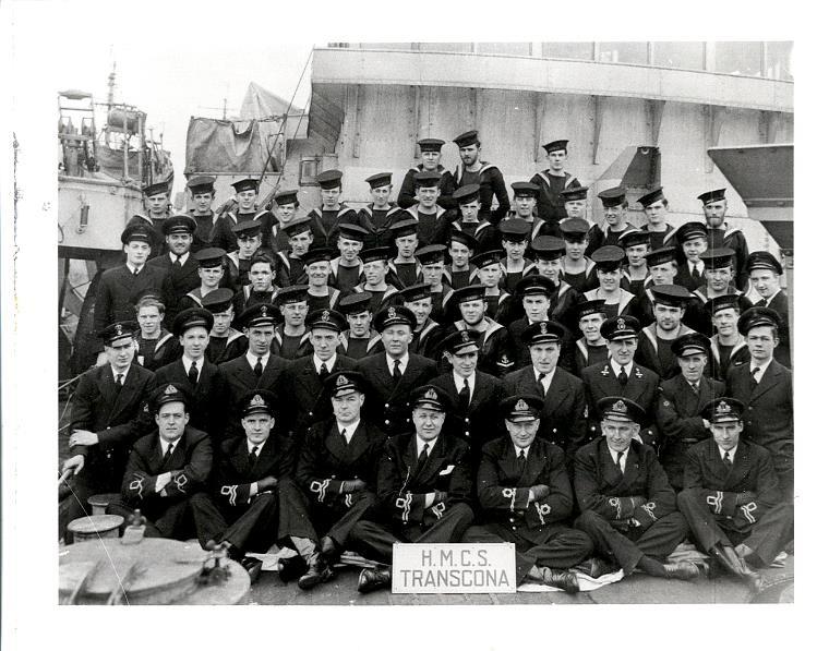 HMCS Crew WWII
