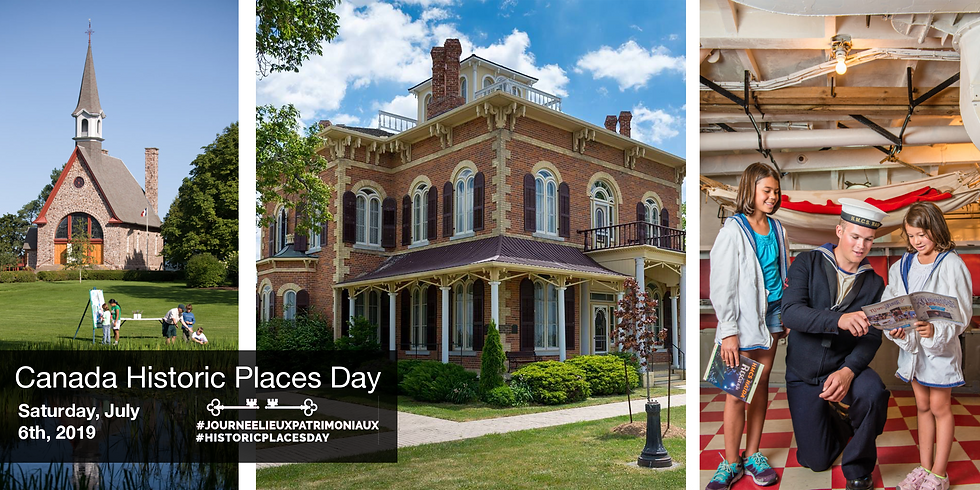 Historic Places Day at Transcona Museum