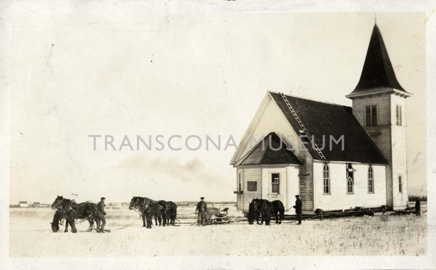 TM Archives, TH69.177.1.1 - Suthwyn United Church