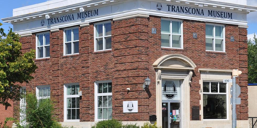 Small Talk Evening: History of the Transcona Museum