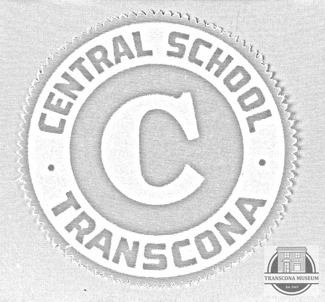 Colouring Page - Central School