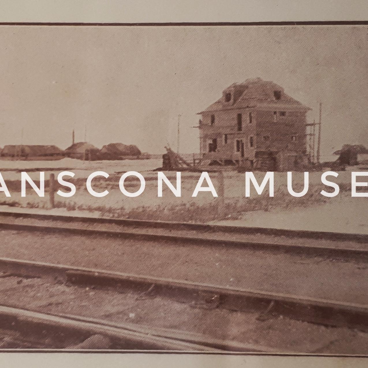 A new building in North Transcona, ca. 1912