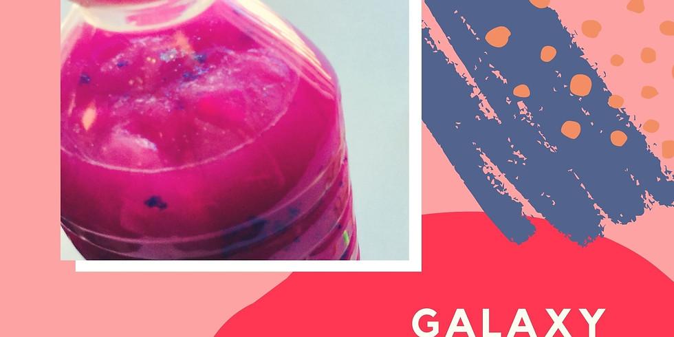 Virtual Spring Break: Galaxy in a Jar