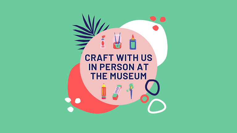 Craft with Us - In Person