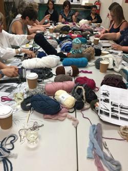 Weaving Workshop 2018