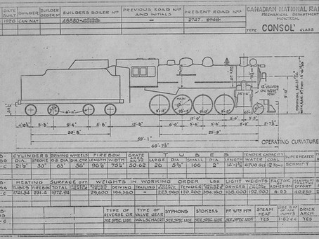 The 33 Steam Locomotives