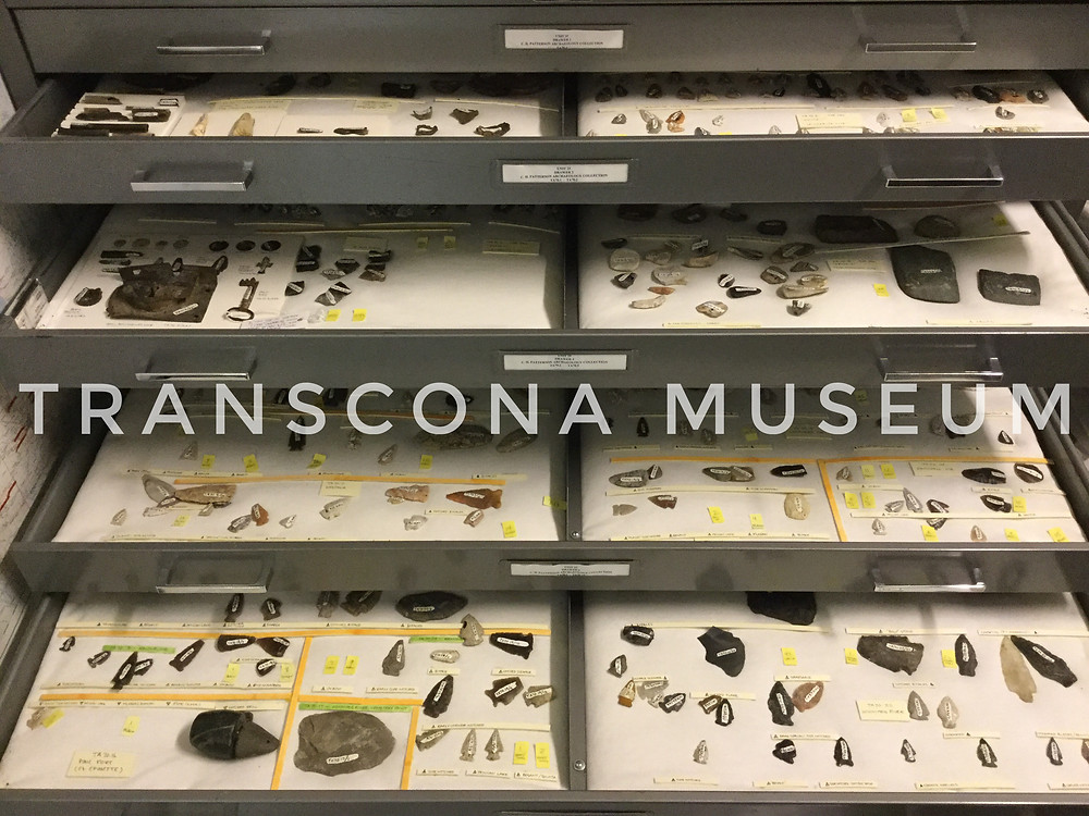 Cecil H. Patterson Archaeology Collection, Transcona Museum