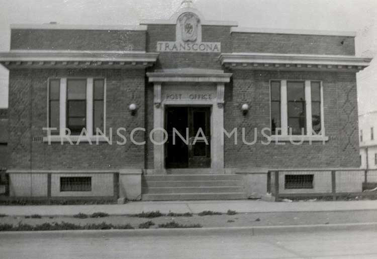 Transcona Post Office - 201 Regent Avenue West