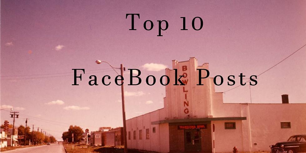 Small Talk Tuesdays: Top 10 Facebook Posts