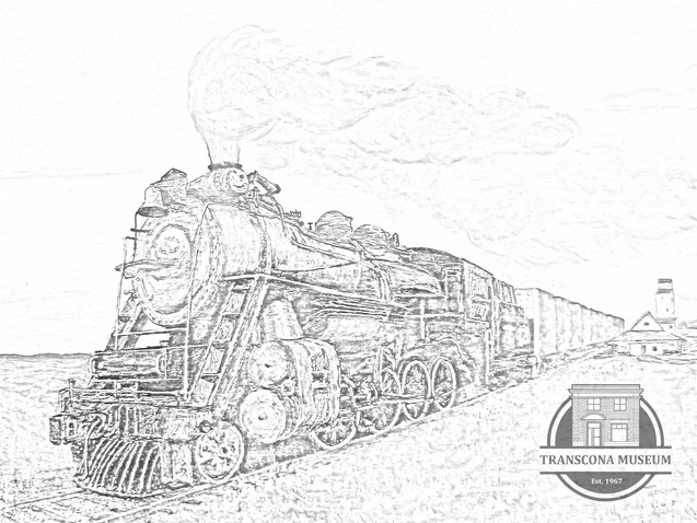 Colouring Page - CN 2747