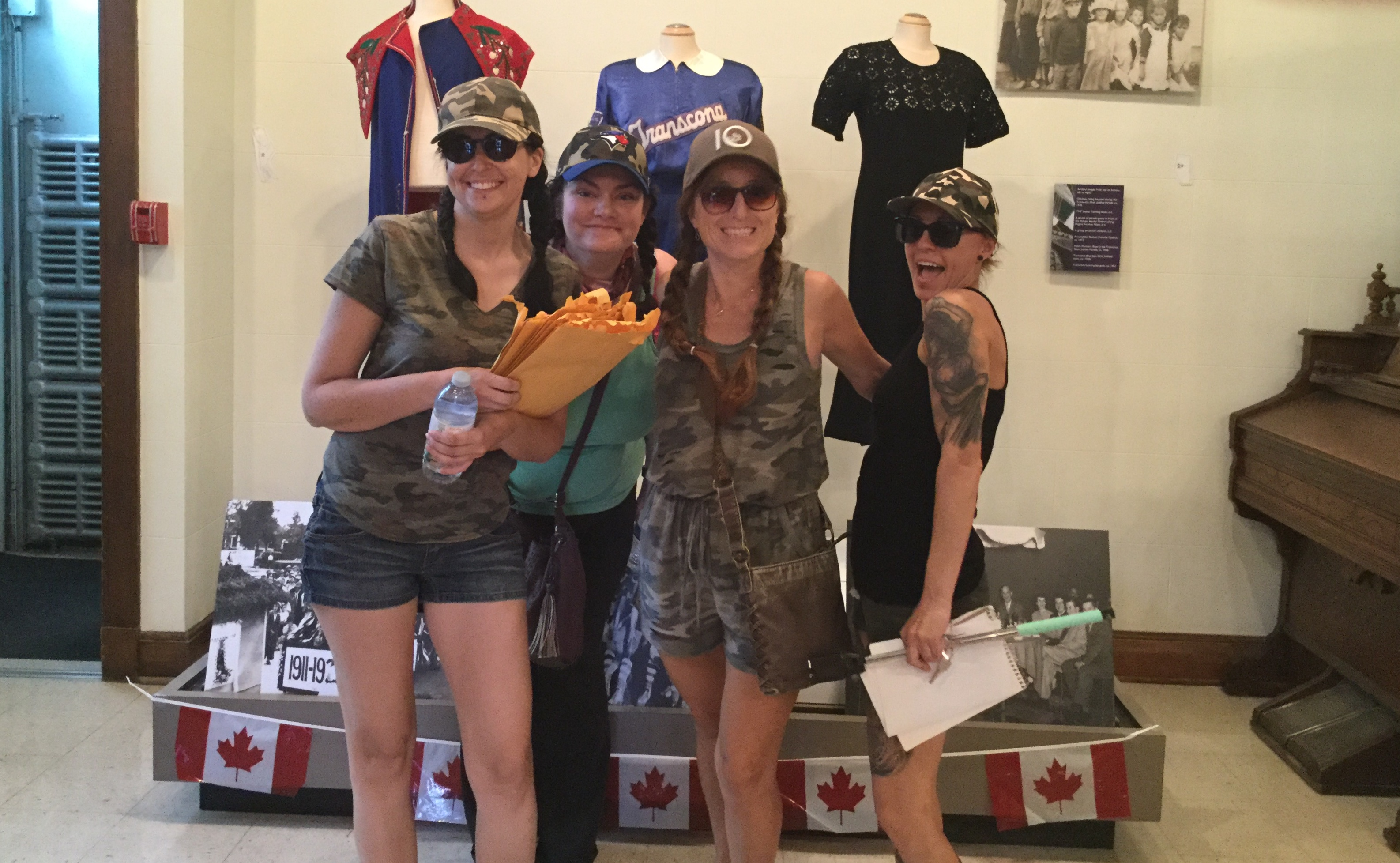 Amazing Race Transcona 2018