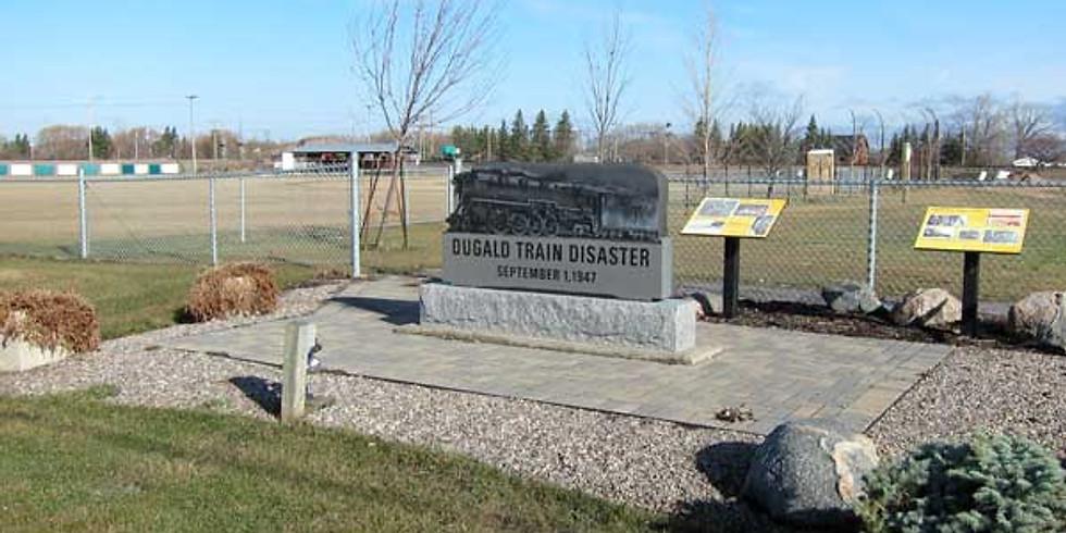 Virtual Small Talk Evening: Dugald Train Wreck